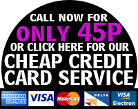 Cheap Credit Card Readings